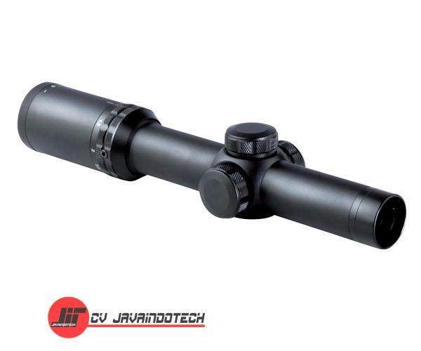 Review Spesifikasi dan Harga Jual Bosma Illuminated Riflescope w/ Wide Angle 1-4x24 original termurah dan bergaransi resmi