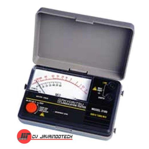 Review Spesifikasi dan Harga Jual KYORITSU 3166 Insulation Tester original termurah dan bergaransi resmi