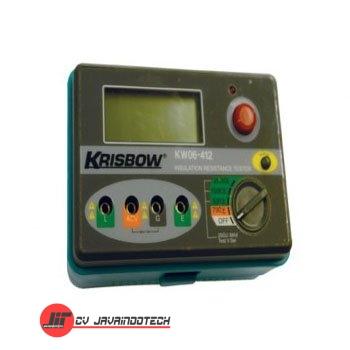 Review Spesifikasi dan Harga Jual Krisbow KW06-412 Insulation Resistance Tester original termurah dan bergaransi resmi