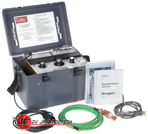 Review Spesifikasi dan Harga Jual Megger 210400-5 kV Megohmmeter 100 GOhm original termurah dan bergaransi resmi