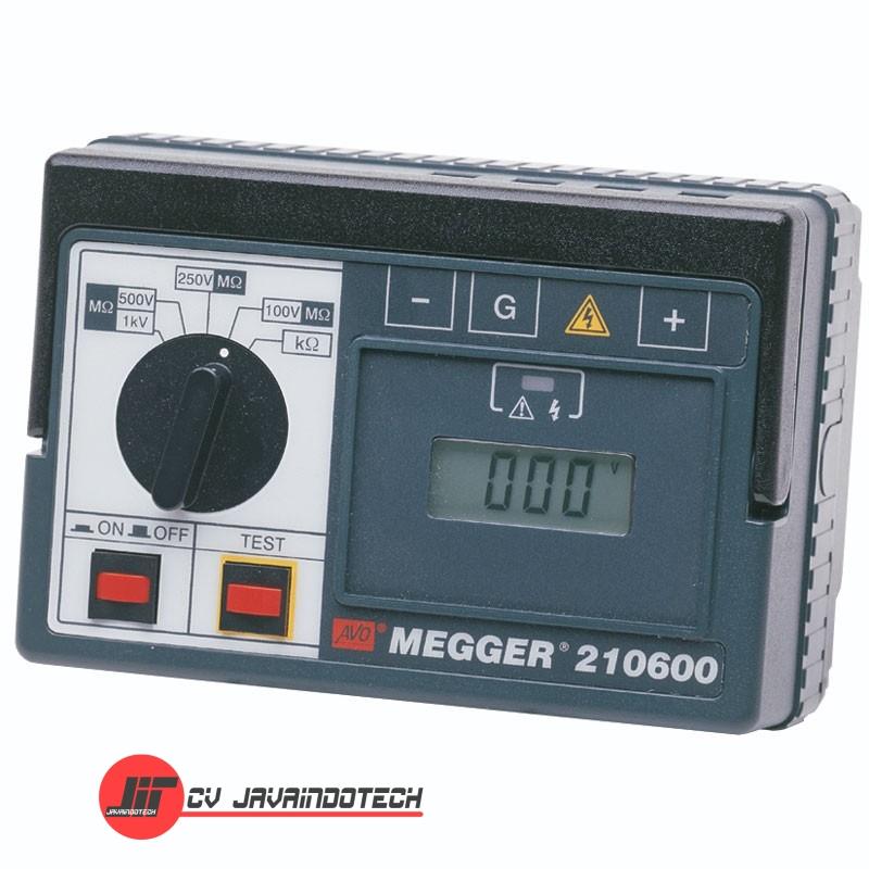 Review Spesifikasi dan Harga Jual Megger 210600 Digital Major Megger Insulation Tester original termurah dan bergaransi resmi