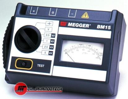 Review Spesifikasi dan Harga Jual Megger BM15 5kV Analogue Insulation Tester original termurah dan bergaransi resmi