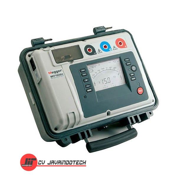 Review Spesifikasi dan Harga Jual Megger MIT1020/2 10 kV Insulation Resistance Tester with Data Storage original termurah dan bergaransi resmi