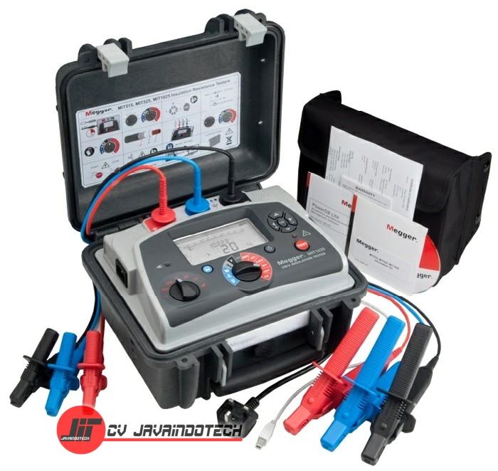 Review Spesifikasi dan Harga Jual Megger MIT1025 10-kV Insulation Resistance Tester original termurah dan bergaransi resmi