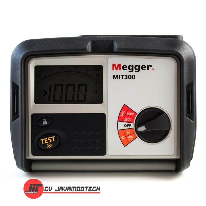 Review Spesifikasi dan Harga Jual Megger MIT300 250 V and 500 V Insulation and Continuity Tester original termurah dan bergaransi resmi