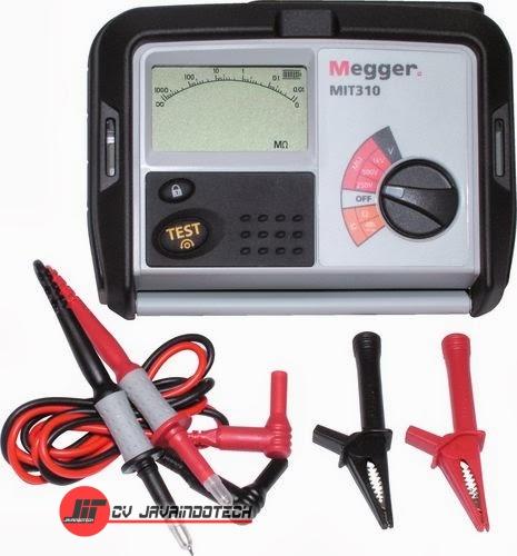 Review Spesifikasi dan Harga Jual Megger MIT310 250/500/1000 V Insulation and Continuity Tester with Voltmeter Function original termurah dan bergaransi resmi