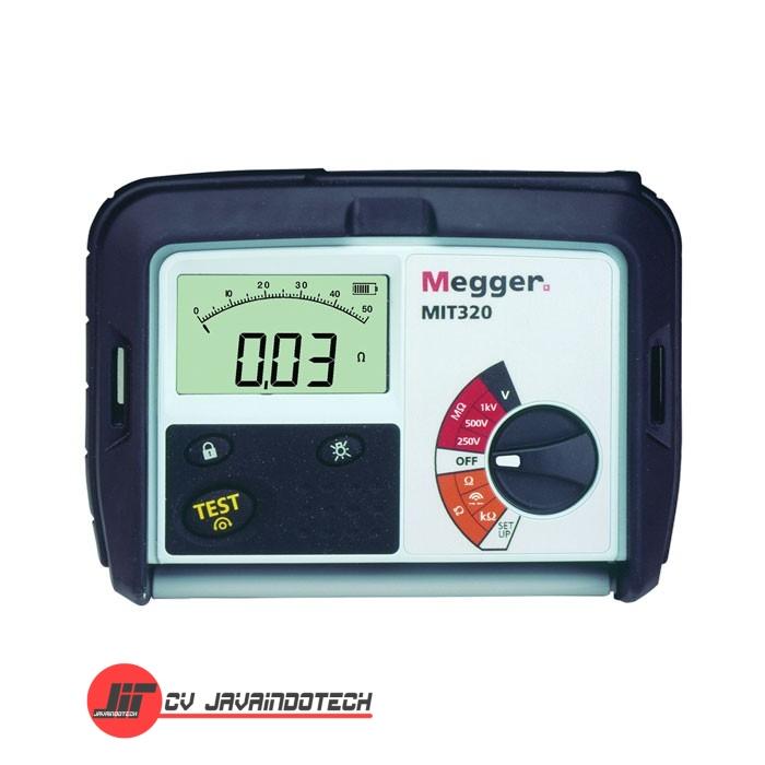 Review Spesifikasi dan Harga Jual Megger MIT320 Insulation and Continuity Tester original termurah dan bergaransi resmi