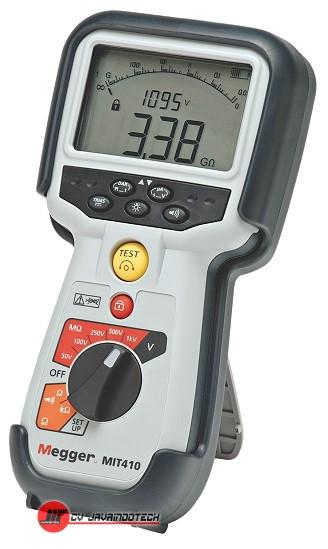 Review Spesifikasi dan Harga Jual Megger MIT410 50 to 1000V Insulation and Continuity Tester original termurah dan bergaransi resmi