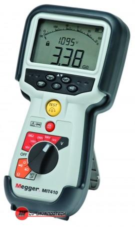 Review Spesifikasi dan Harga Jual Megger MIT410-TC2 Insulation Resistance and Continuity Tester original termurah dan bergaransi resmi