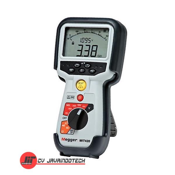 Review Spesifikasi dan Harga Jual Megger MIT420 50 to 1000V Insulation and Continuity Tester original termurah dan bergaransi resmi