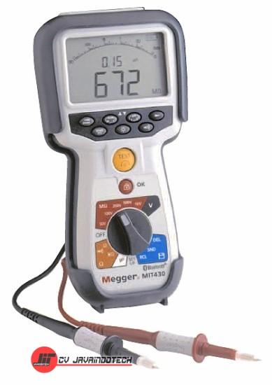 Review Spesifikasi dan Harga Jual Megger MIT430 50 to 1000V Insulation and Continuity Tester with PI original termurah dan bergaransi resmi