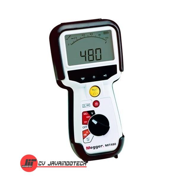 Review Spesifikasi dan Harga Jual Megger MIT480 50 V/100 V Telecommunication Insulation Tester original termurah dan bergaransi resmi