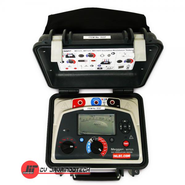 Review Spesifikasi dan Harga Jual Megger MIT525 5-kV Insulation Resistance Tester original termurah dan bergaransi resmi