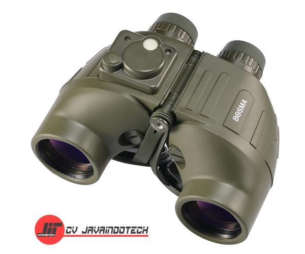 Review Spesifikasi dan Harga Jual Bosma Military Compact Binoculars 7x50 w/Compass original termurah dan bergaransi resmi