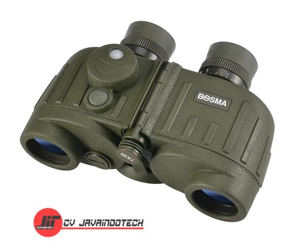 Review Spesifikasi dan Harga Jual Bosma Military Marine Binoculars 7x30 w/Compass original termurah dan bergaransi resmi