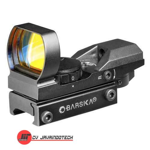 Review Spesifikasi dan Harga Jual Barska Multi-Reticle Electro Sight original termurah dan bergaransi resmi