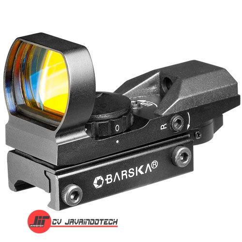 Review Spesifikasi dan Harga Jual Barska Multi-Reticle Green and Red Electro Sight original termurah dan bergaransi resmi