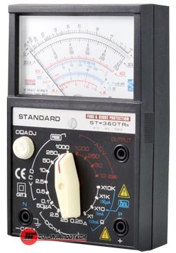 Review Spesifikasi dan Harga Jual SEW Analogue Multimeters ST-360TRn original termurah dan bergaransi resmi