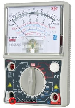Review Spesifikasi dan Harga Jual SEW Analogue Multimeters ST-367TR original termurah dan bergaransi resmi