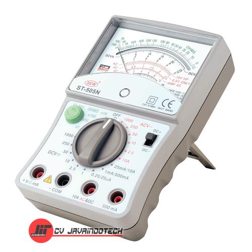 Review Spesifikasi dan Harga Jual SEW Analogue Multimeters ST-505N original termurah dan bergaransi resmi